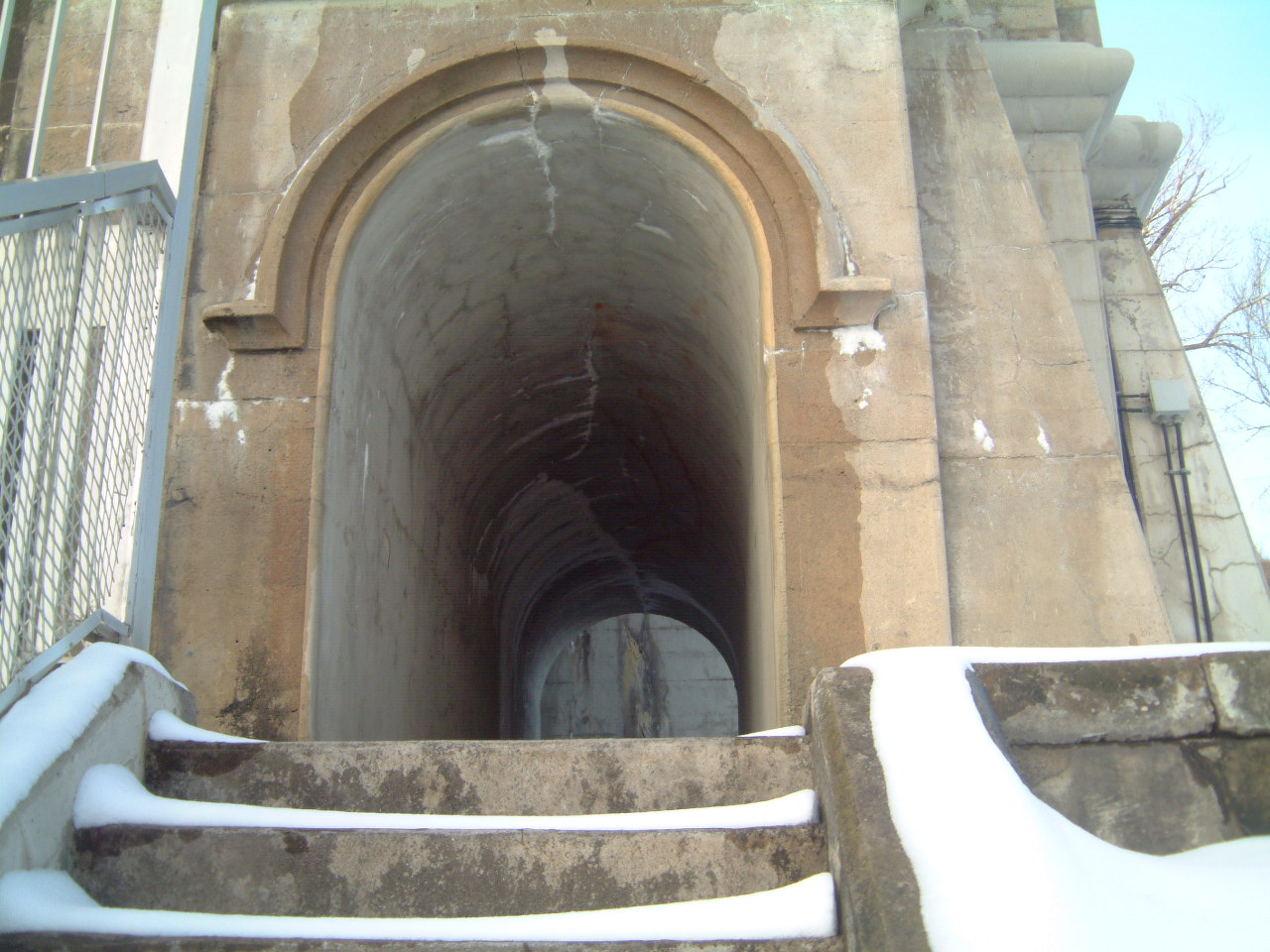 Peterborough Side Tunnel